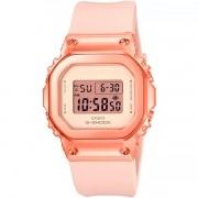 Relógio Casio G-Shock GM-S5600PG-4DR Caixa em Aço Inoxidável