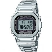 Relógio Casio G-Shock GMW-B5000D-1DR Tough Solar e Bluetooth