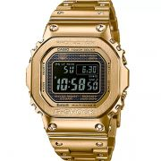 Relógio Casio G-Shock GMW-B5000GD-9DR Tough Solar e Bluetooth