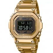 Relógio Casio G-Shock GMW-B5000GD-9DR Tough Solar e Bluetooth