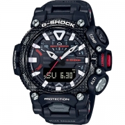 Relógio Casio G-Shock GRAVITYMASTER GR-B200-1ADR Sensor Quad