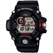 Relógio Casio G-Shock Rangeman GW-9400-1DR Sensor Triplo e Wave Ceptor