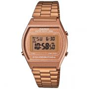 Relógio Casio Retrô Digital Vintage B640WC-5ADF Alarme Cronômetro