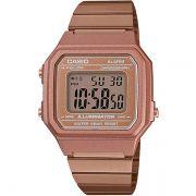 Relógio Casio Retrô Digital Vintage B650WC-5ADF Alarme Cronômetro