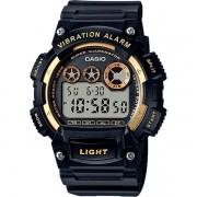 Relógio Casio  W-735H-1A2VDF Alarme Vibratório