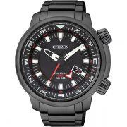Relógio Citizen Eco-Drive BJ7085-50E / TZ30759P Preto