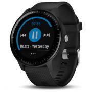 Relógio com GPS Garmin VivoActive 3 Music - Smartwatch Multiesportivo