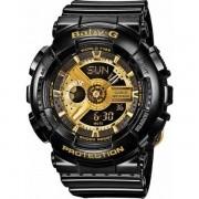 Relógio Feminino Casio Baby-G BA-110-1ADR Original Garantia