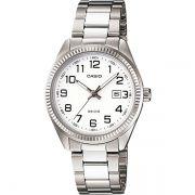 Relógio Feminino Casio LTP-1302D-7BVDF  Prata