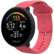 Relógio Fitness Monitor Cardíaco de Pulso Polar Unite Rosa
