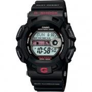 Relógio G-Shock Gulfman G-9100-1DR Titânio Professional