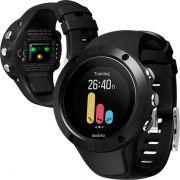 Relógio GPS c/ Monitor Cardíaco no Pulso Suunto Spartan Trainer Preto