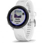 Relógio GPS Frequencímetro de Pulso Garmin Forerunner 245 Music Branco/Preto