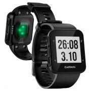 Relógio GPS Frequencímetro de Pulso Garmin Forerunner 35 Preto