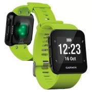 Relógio GPS Frequencímetro de Pulso Garmin Forerunner 35 Verde