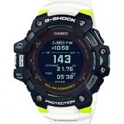 Relógio GPS Monitor Cardíaco de Pulso G-SHOCK Squad GBD-H1000-1A7DR