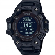 Relógio GPS Monitor Cardíaco de Pulso G-SHOCK Squad GBD-H1000-1DR
