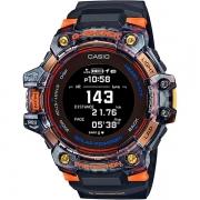 Relógio GPS Monitor Cardíaco de Pulso G-SHOCK Squad GBD-H1000-1A4DR