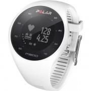 Relógio GPS Monitor Cardíaco de Pulso Polar M200 Branco