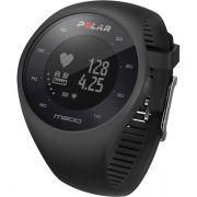 Relógio GPS Monitor Cardíaco de Pulso Polar M200 Preto