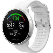 Relógio GPS Multiesportes Monitor Cardíaco de Pulso Polar Ignite Branco