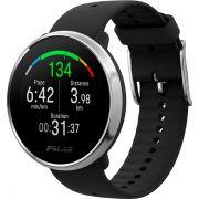 Relógio GPS Multiesportes Monitor Cardíaco de Pulso Polar Ignite Preto