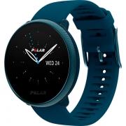 Relógio GPS Multiesportes Monitor Cardíaco Polar Ignite 2 Azul