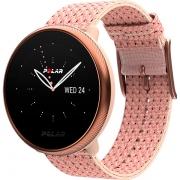 Relógio GPS Multiesportes Monitor Cardíaco Polar Ignite 2 Rosa e Rose Gold