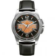 Relógio Masculino Analógico Bulova Harley Davidson WH30019T