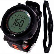 Relógio Monitor Cardíaco Multilaser ES049 FORTIUS + Calorias / Frequencímetro