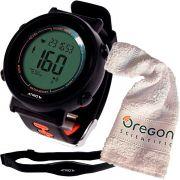 Relógio Monitor Cardíaco Multilaser ES049 FORTIUS Calorias / Frequencímetro + Brinde