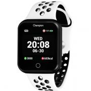 Relógio Smartwatch Champion CH50006K Bluetooth