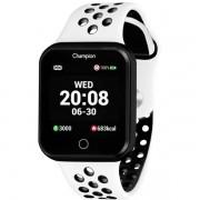 Relógio Smartwatch Champion CH50006K Bluetooth