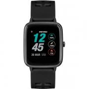 Relógio Smartwatch Mormaii Full Display Preto - MOLIFEAB8P