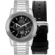 Relógio Smartwatch Technos Connect Plus M1AA/1P Prata