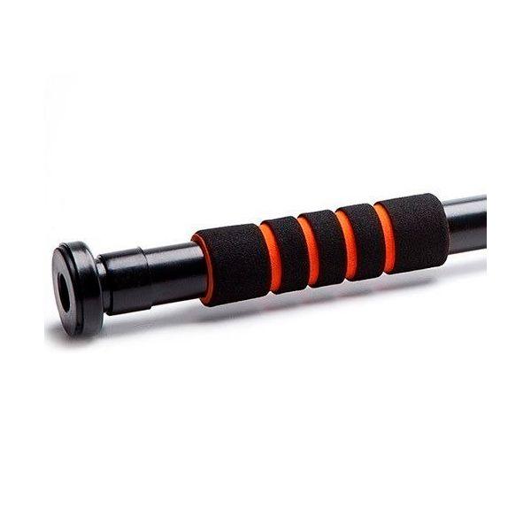 Barra para Portas LiveUp - Suporta até 120Kg - de 64 a 95cm  - Loja Prime