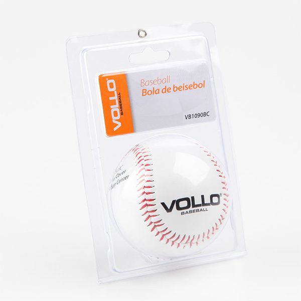 Bola de Baseball VOLLO c/ Miolo de Cortiça e Borracha BC1090  - Loja Prime