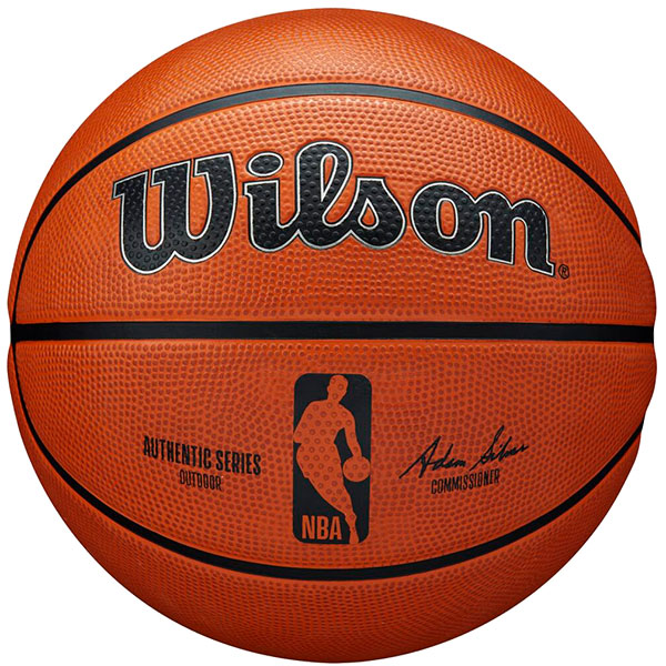 Bola de Basquete NBA Authentic Series Outdoor  - TREINIT