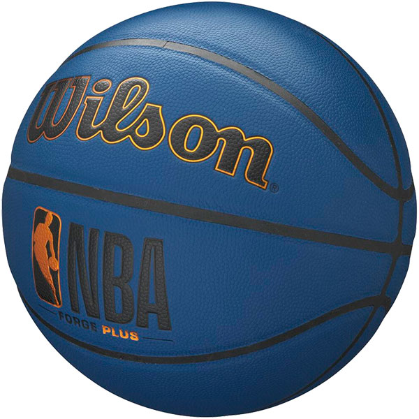 Bola de Basquete NBA Forge Plus Azul  - TREINIT