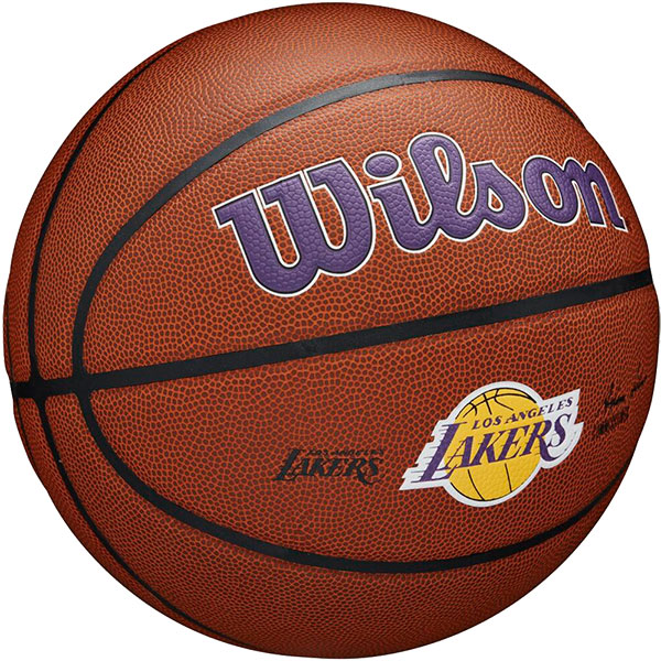 Bola de Basquete NBA Team Alliance Los Angeles Lakers  - TREINIT