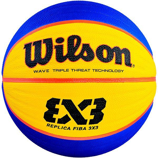 Bola de Basquete Wilson FIBA® 3X3 Réplica Game  - Loja Prime