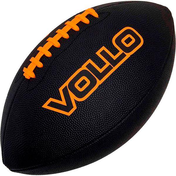 Bola de Futebol Americano VOLLO NFL Oficial Preta  - TREINIT