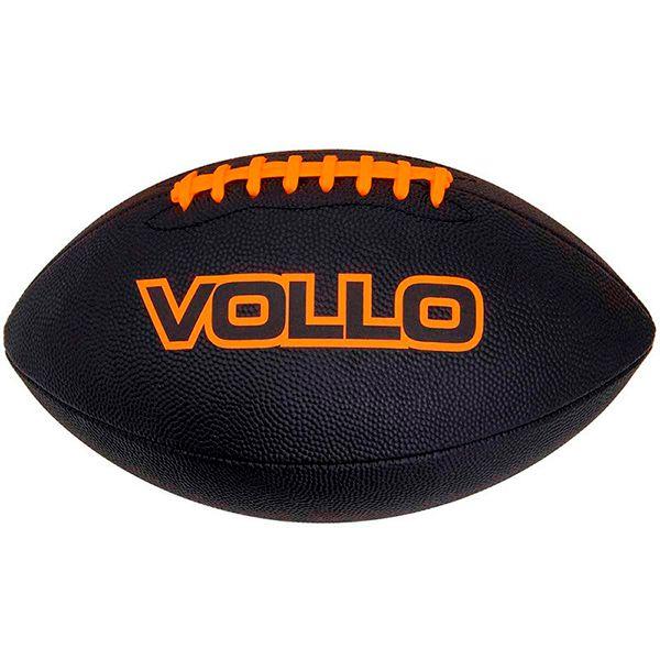 Bola de Futebol Americano VOLLO NFL Oficial Preta  - Loja Prime