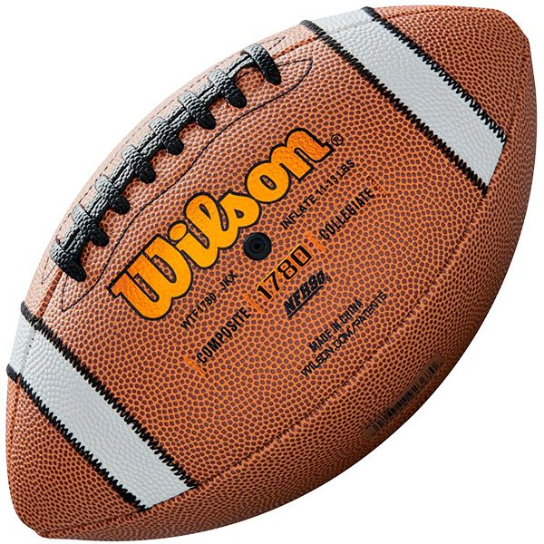 Bola de Futebol Americano WILSON GST Composite  - Treinit