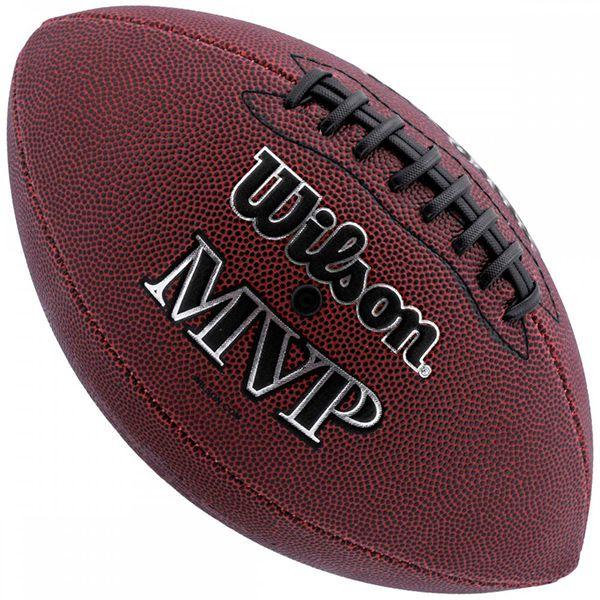 Bola de Futebol Americano WILSON MVP - Medidas Oficiais  - Treinit