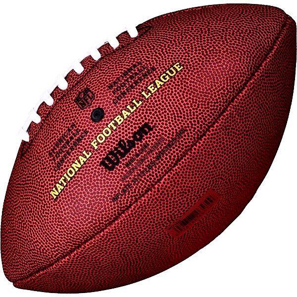 Bola de Futebol Americano WILSON NFL Duke Pro - Réplica Tamanho Oficial  - Treinit