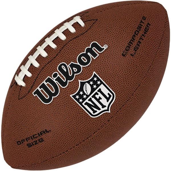 Bola de Futebol Americano WILSON NFL Limited - Tamanho Oficial  - TREINIT