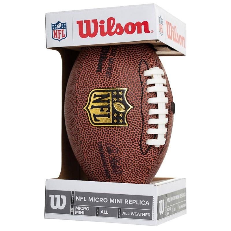 Bola de Futebol Americano WILSON NFL Micro Mini Duke  - TREINIT