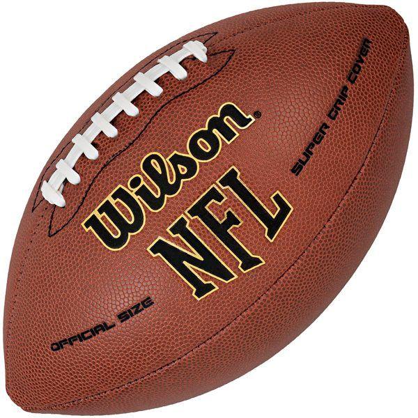 Bola de Futebol Americano WILSON NFL SUPER GRIP ULTRA COMPOSITE - OFICIAL  - TREINIT