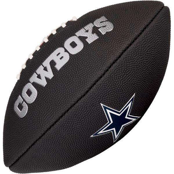 Bola de Futebol Americano Wilson NFL Team DALLAS COWBOYS Black  - TREINIT